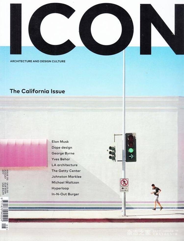 Icon符号杂志