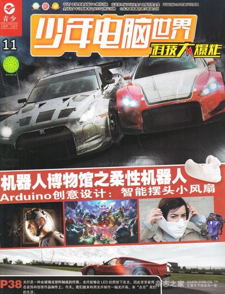 少年电脑世界杂志
