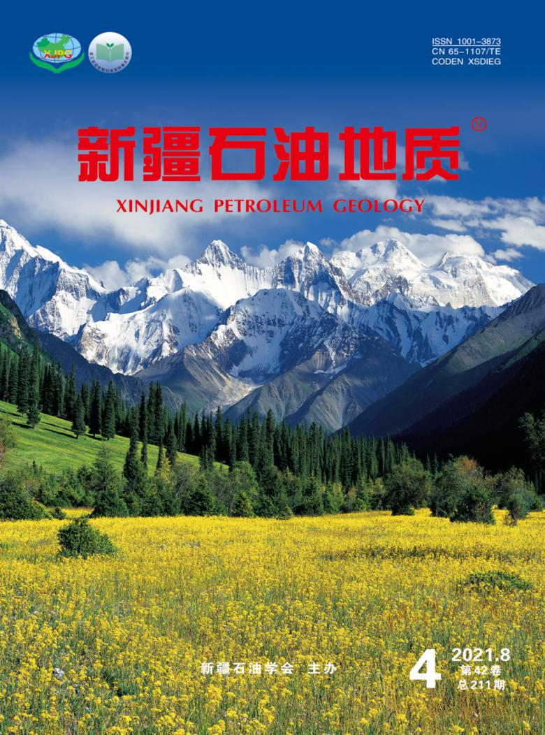 新疆石油地质