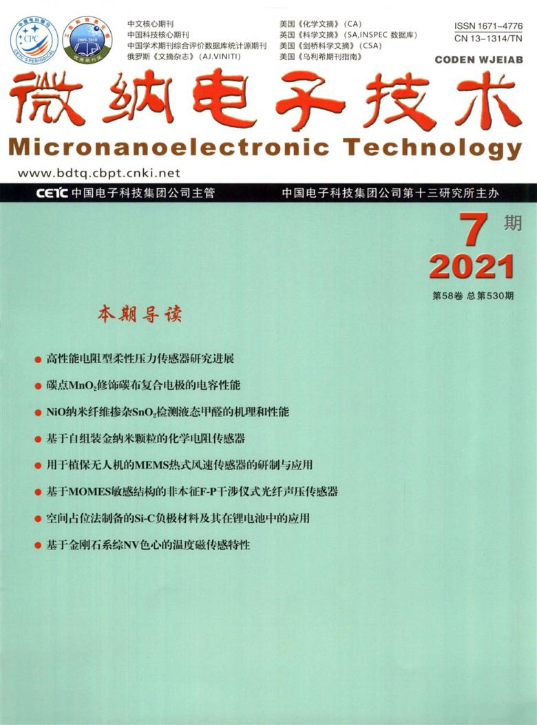 微纳电子技术