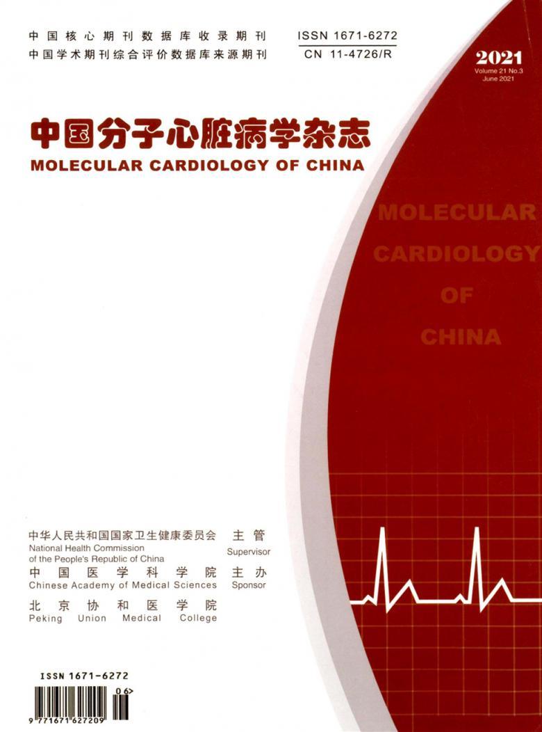 中国分子心脏病学杂志社