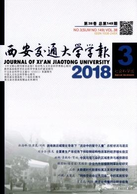 西安交通大学学报(社会科学版)