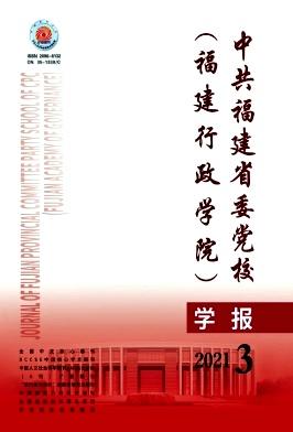 中共福建省委党校学报