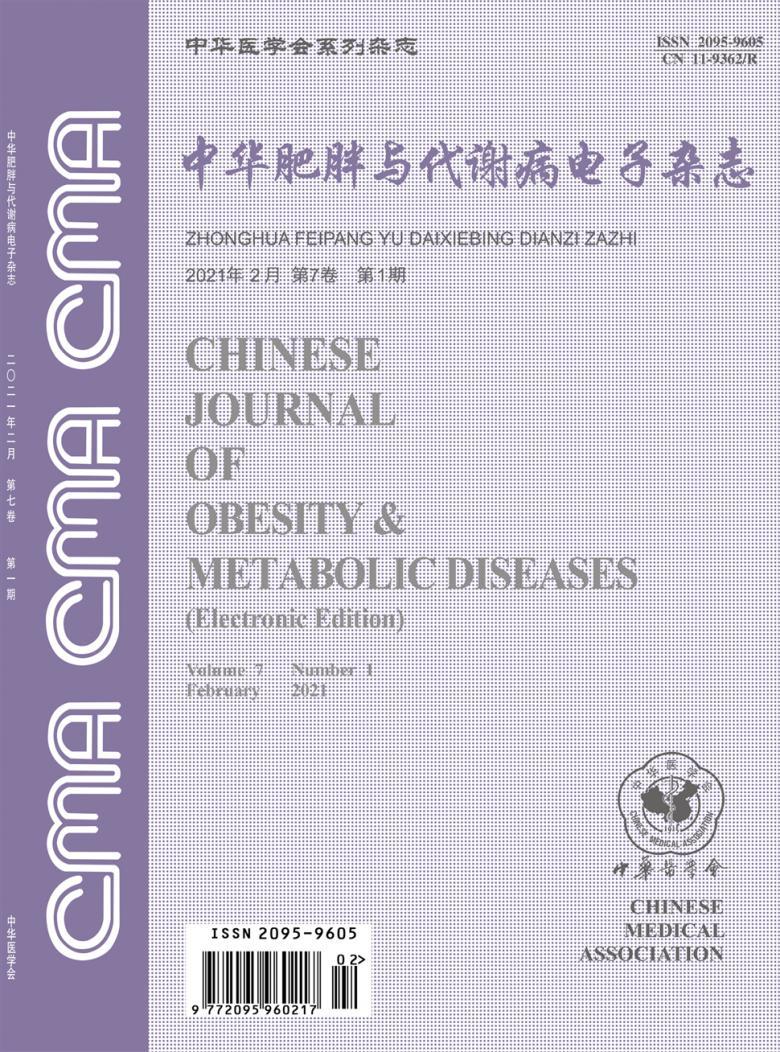 中华肥胖与代谢病电子