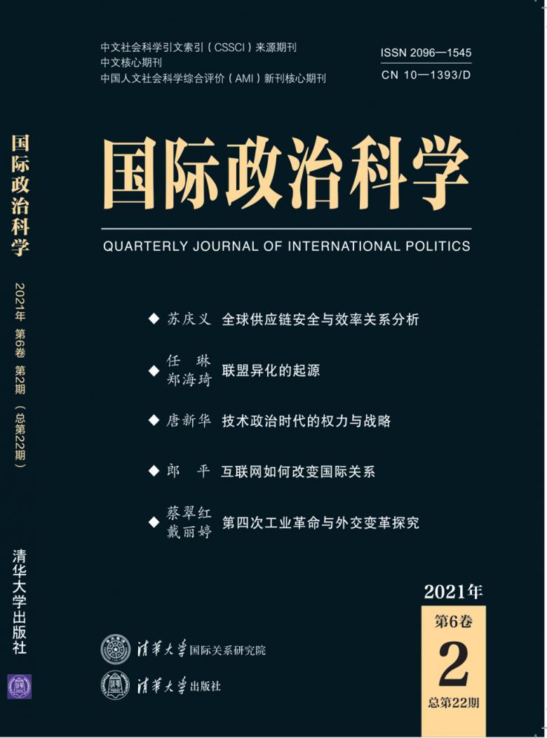 国际政治科学杂志社