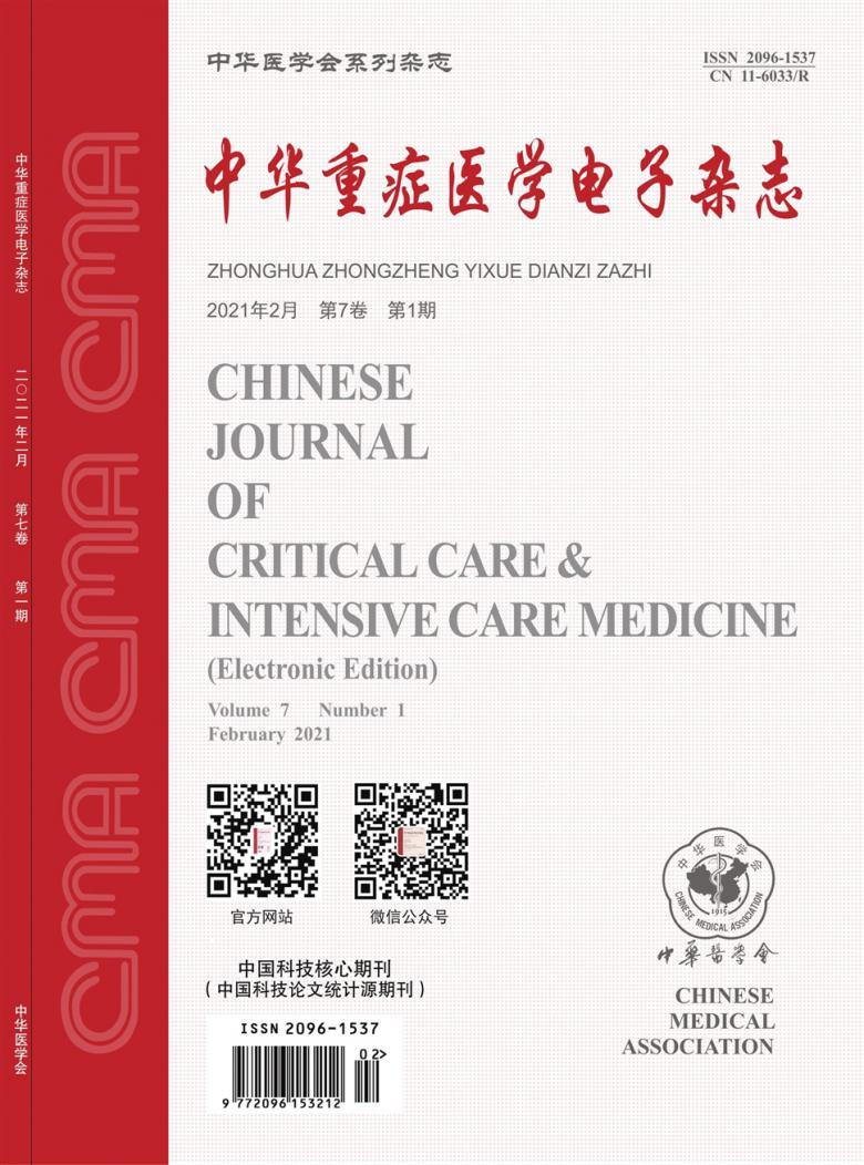 中华重症医学电子