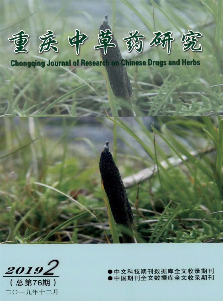 重庆中草药研究