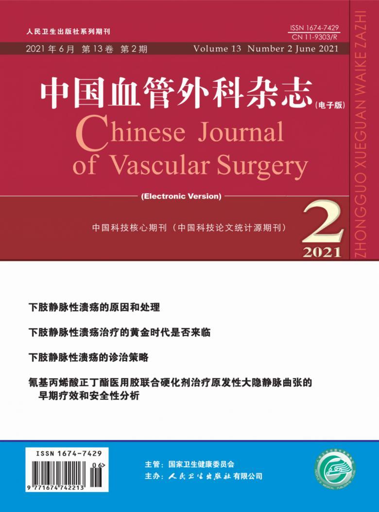 中国血管外科