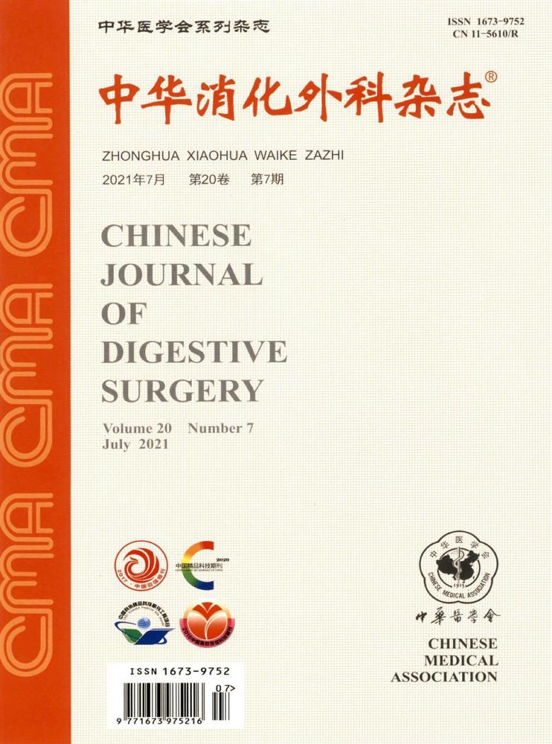 中华消化外科