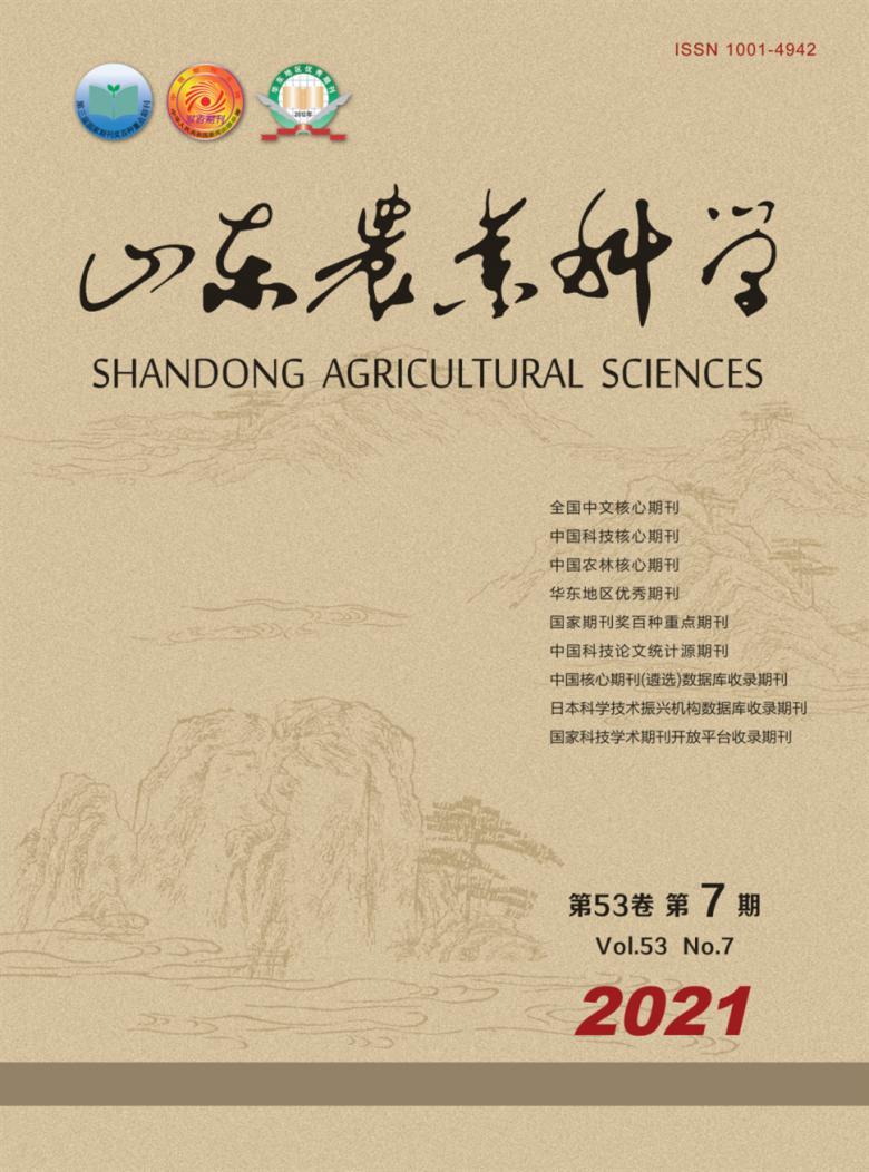 山东农业科学