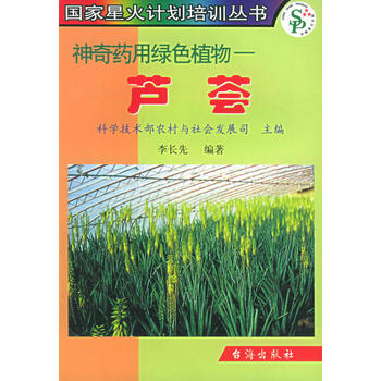 神奇药用绿色植物:芦荟