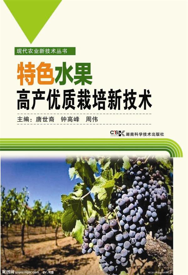 现代农业新技术丛书:特色水果高产栽培新技术