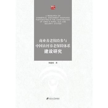 商业养老保险参与中国农村养老保障体系建设研究