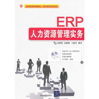 ERP人力资源管理实务(配光盘)