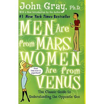 男人来自火星,女人来自金星