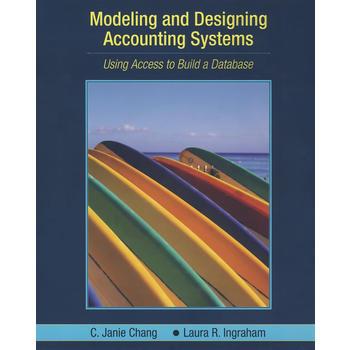 会计系统模型与设计