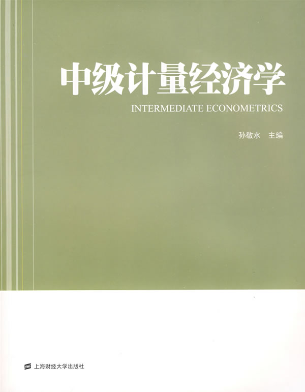 中级计量经济学