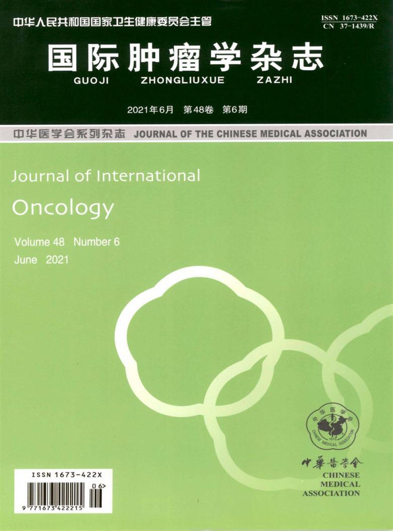 国际肿瘤学
