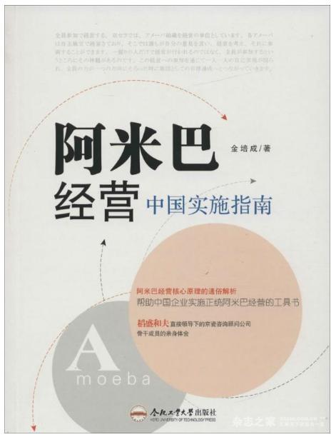 阿米巴经营·中国实施指南